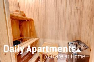 Daily Apartments- Tallinn Historic Center Sauna & SPA Apartment